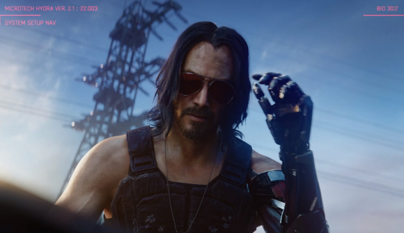 Cyberpunk 2077 To Feature Keanu Reeves, Arrives in April 2020!