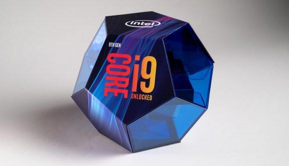 Intel 9th Gen Core processor