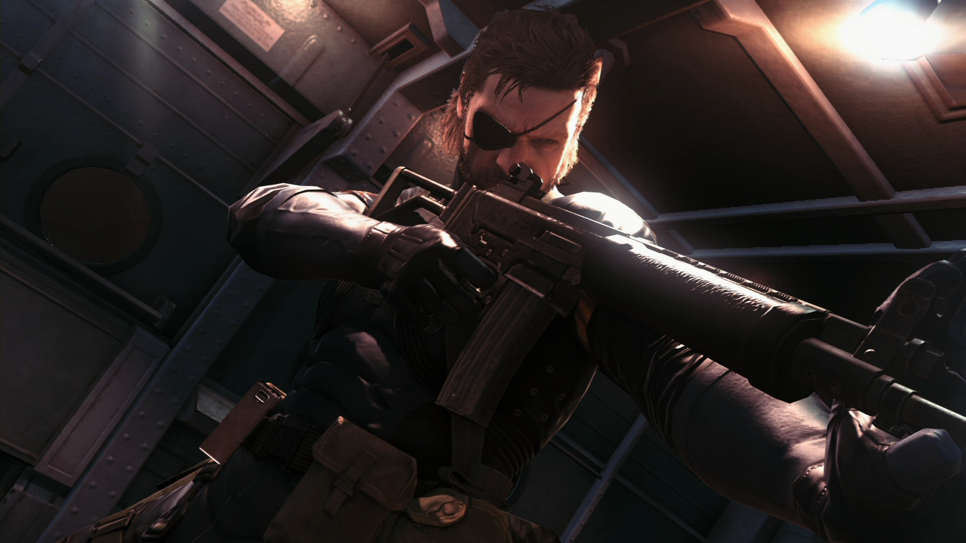 A Russian defence official has accused Metal Gear of being created by US spy agencies