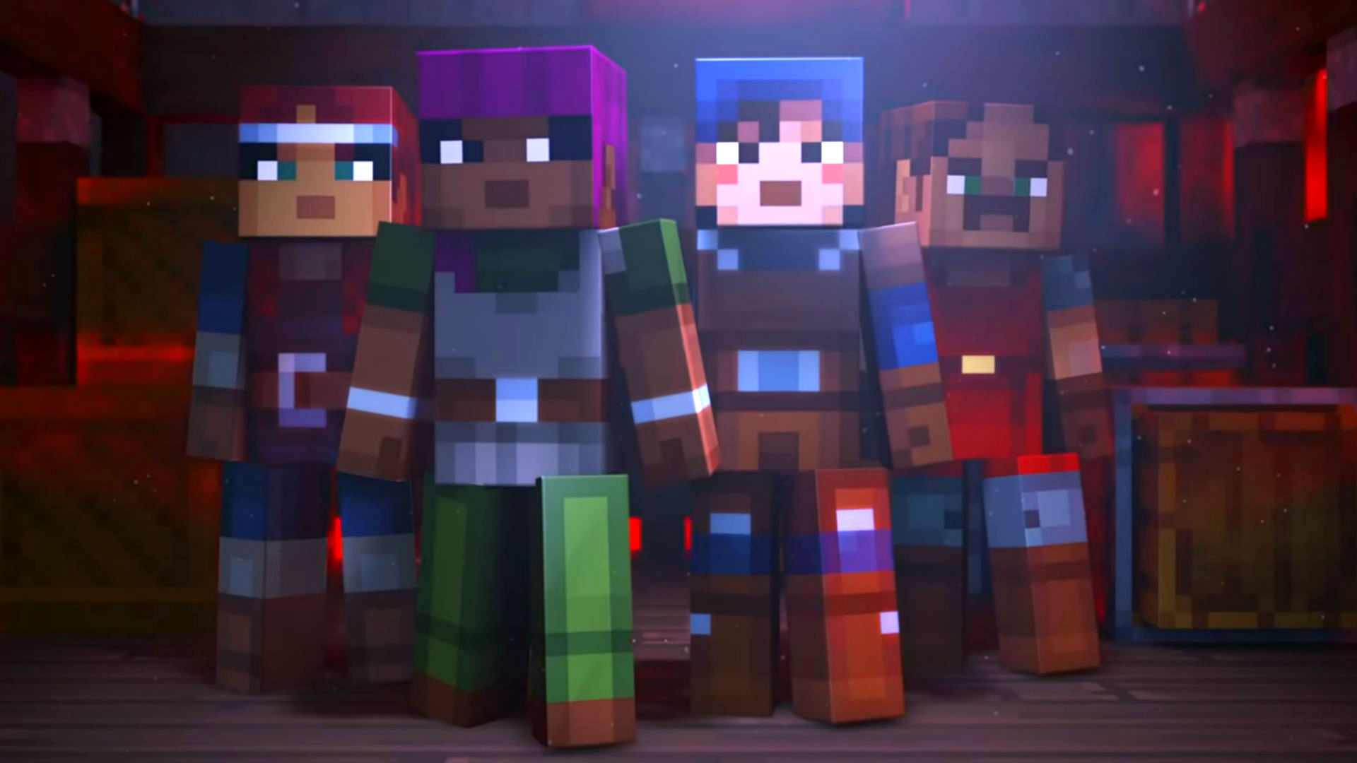 Minecraft Dungeons delayed to May