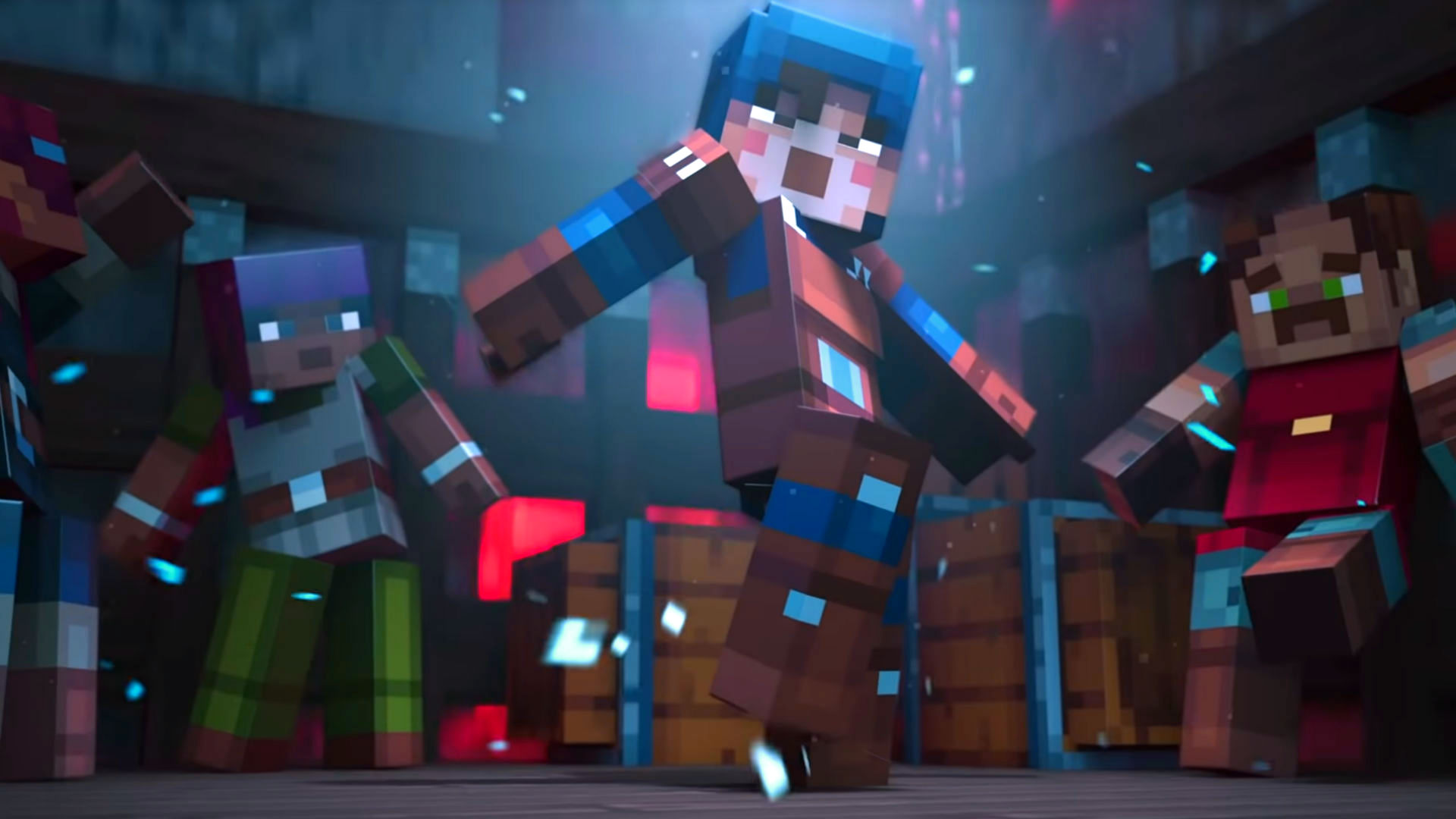 Minecraft: Dungeons – all the latest details on the upcoming Minecraft RPG