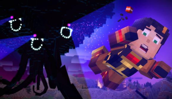 download permainan minecraft story mode