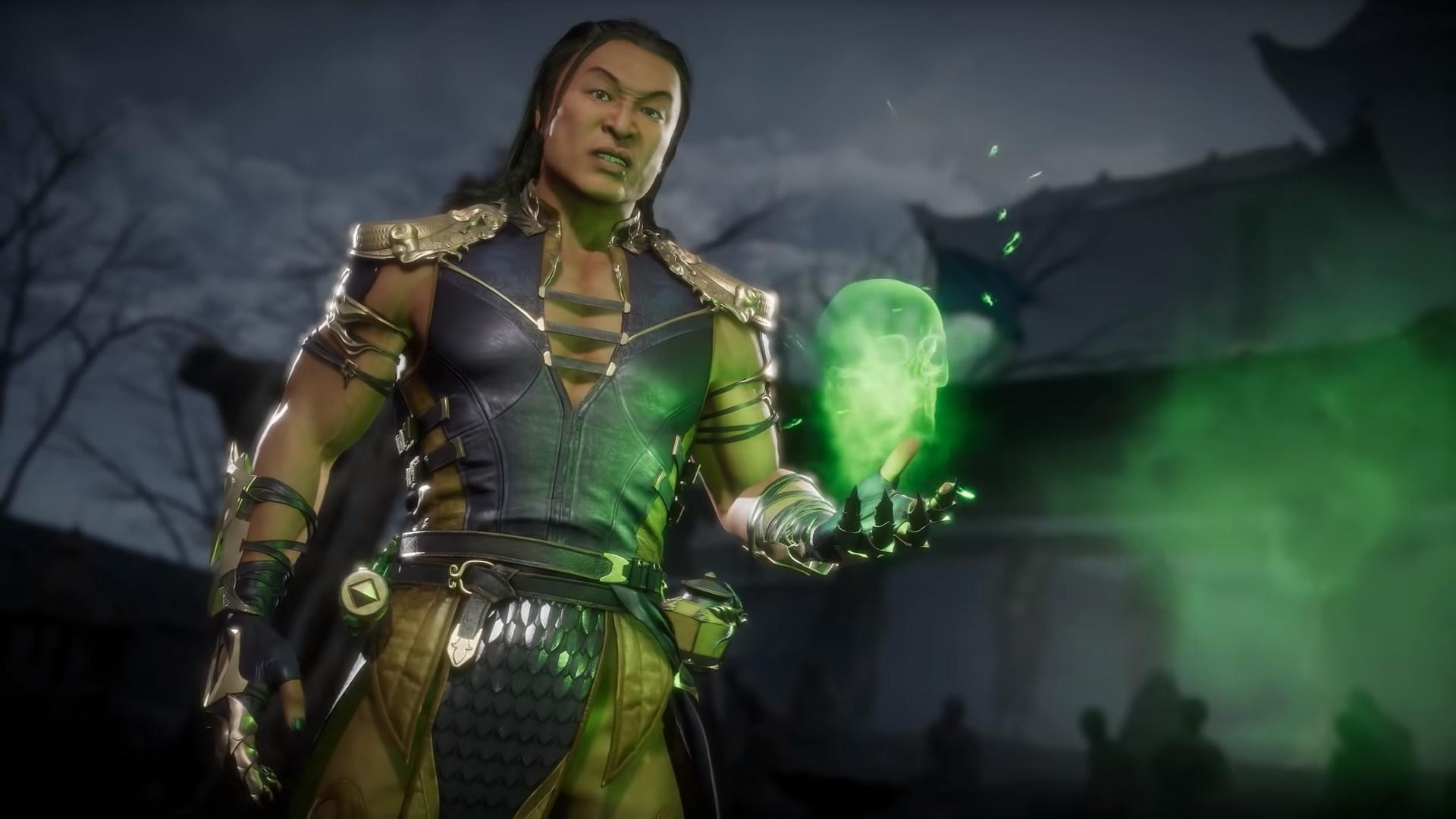 Shang Tsung, Spawn, and Sindel are coming to Mortal Kombat 11 | PCGamesN