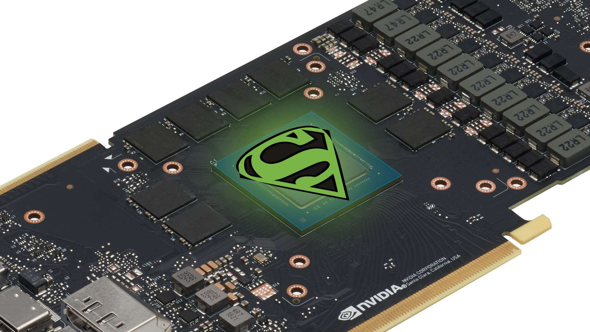 Leaked Nvidia 2080 Ti Super GPU turns out to be an RTX Tesla
