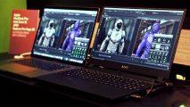 Nvidia RTX Studio laptops