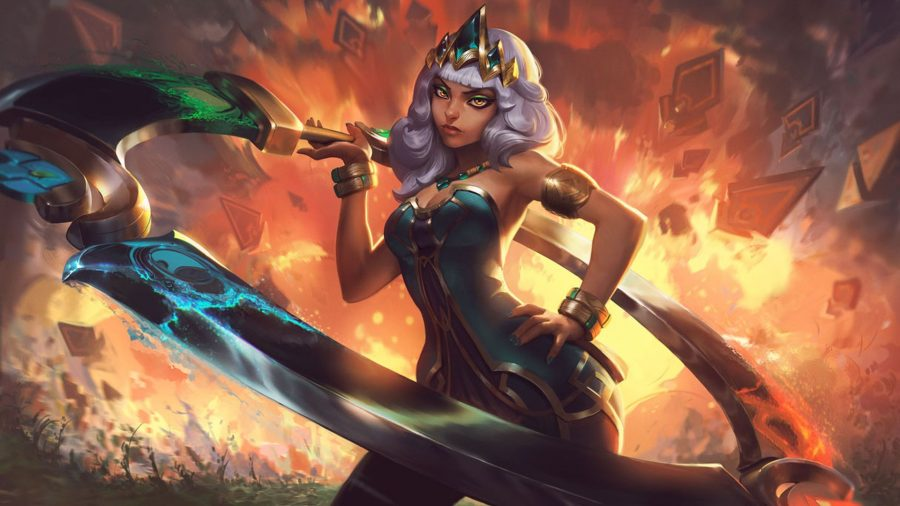 League Of Legends Patch 9 13 Qiyana And Teamfight Tactics