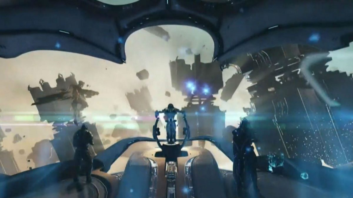 Come check out a new trailer for Warframe's Empyrium expansion