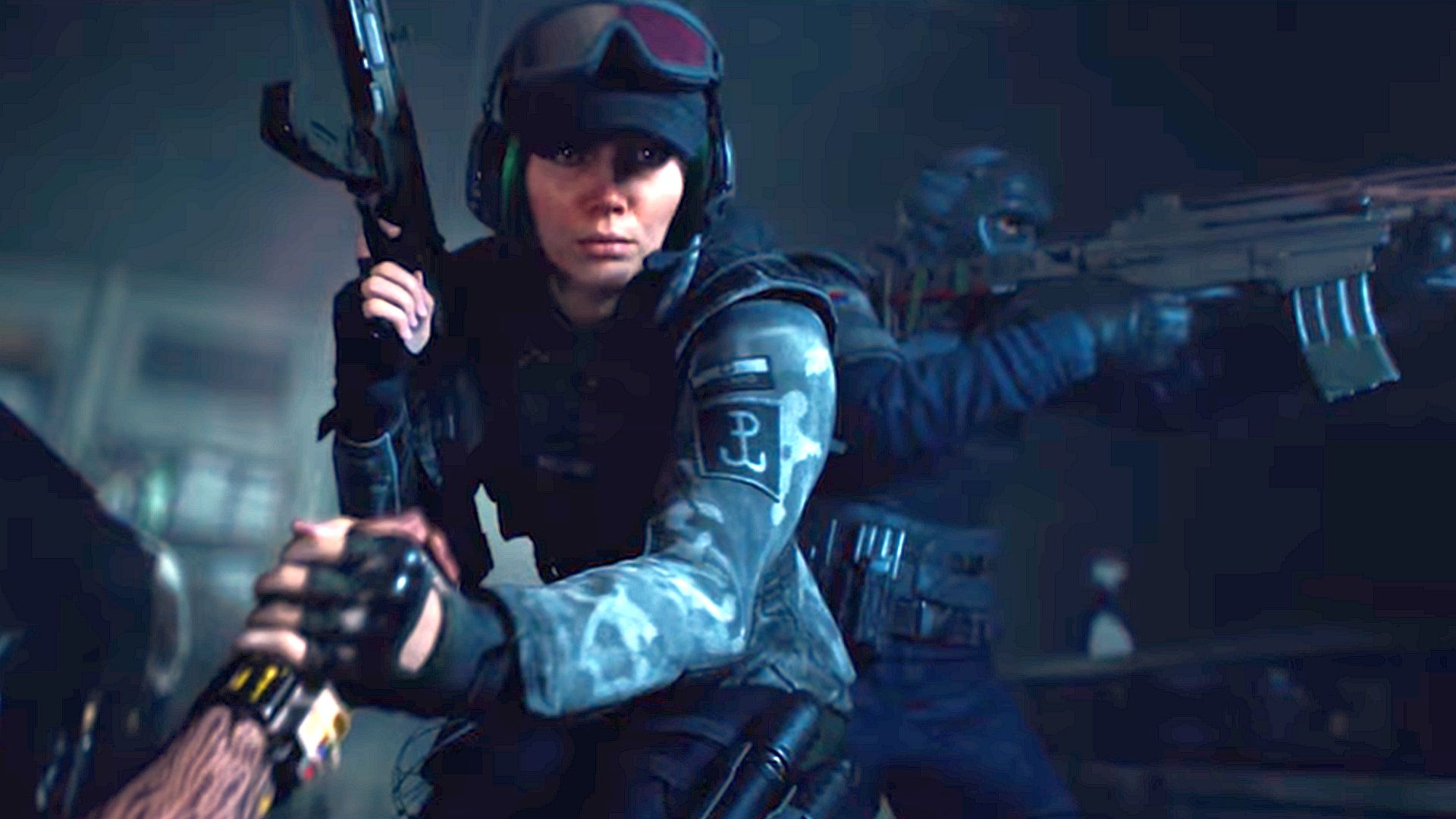 Rainbow Six Siege S Ela And Vigil Are In Quarantine Because They