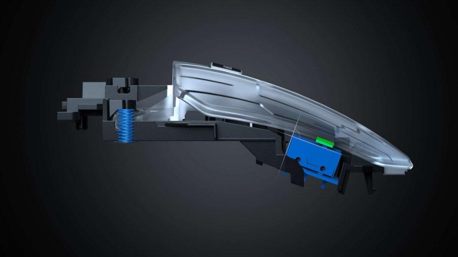 Roccat Titan Click mechanism