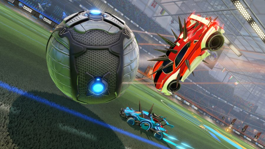 Rocket League's Spike Rush is the perfect on-ramp for new