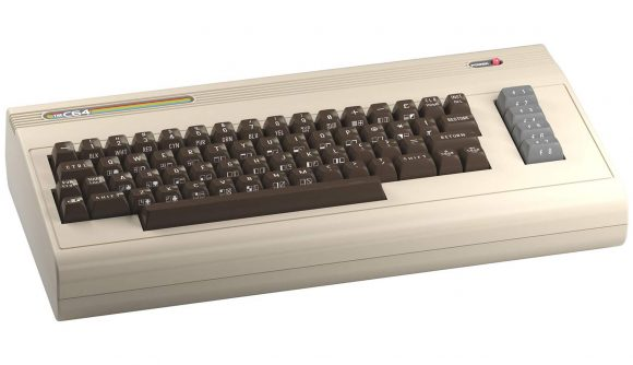 Full-sized retro console, The C64, to release later this year