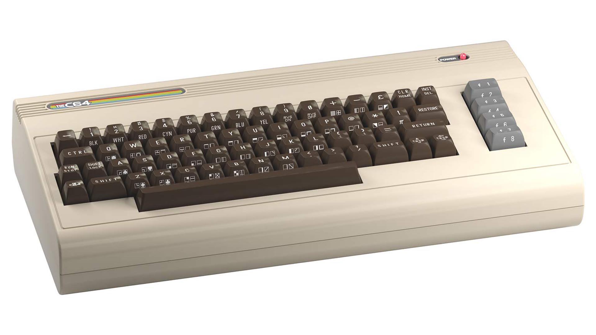 The Commodore 64 returns, full-sized and with operational