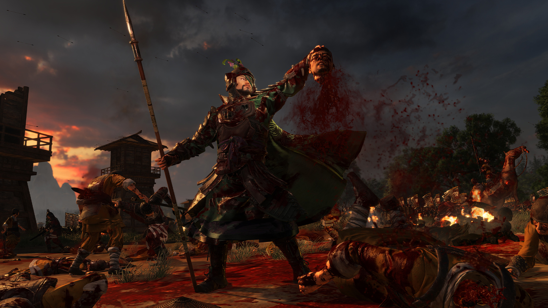 Total War: Three Kingdoms is getting review bombed after devs terminate support