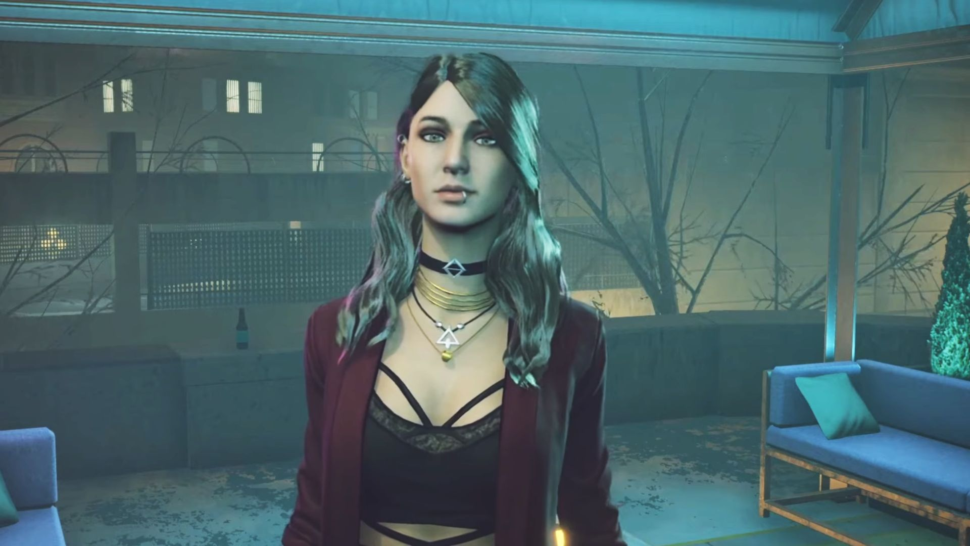 Vampire The Masquerade Bloodlines 2 Footage Shows Of Seattle S