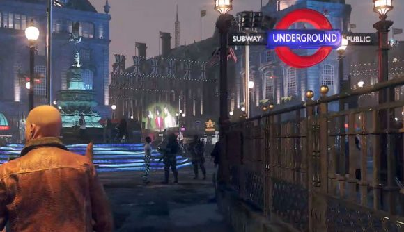 You can ride the Tube in Watch Dogs Legion | PCGamesN