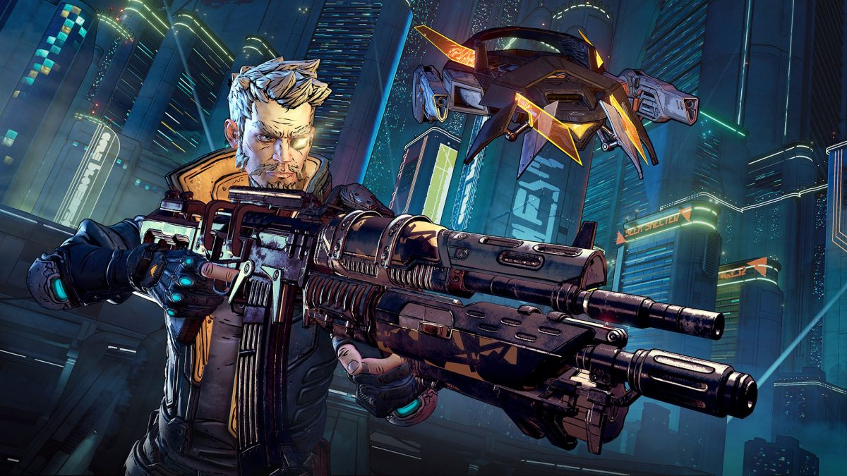 Here are the Borderlands 3 system requirements