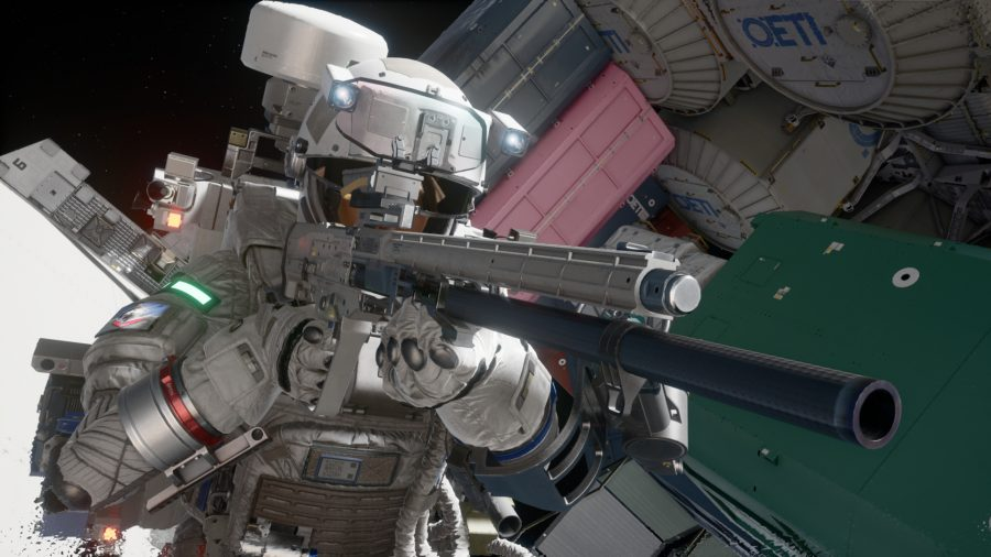Making it in Unreal: how zero-gravity multiplayer shooter Boundary