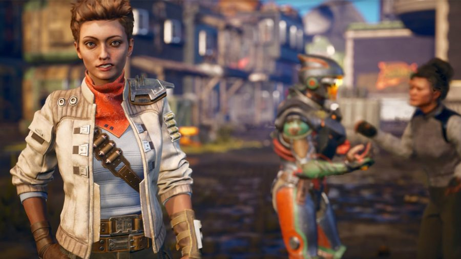 the outer worlds endings
