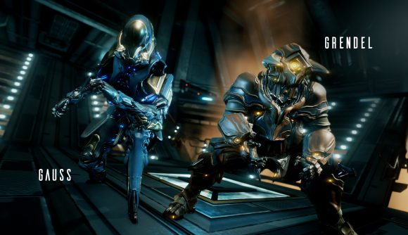 Here's your first look at the new Warframe – Grendel | PCGamesN