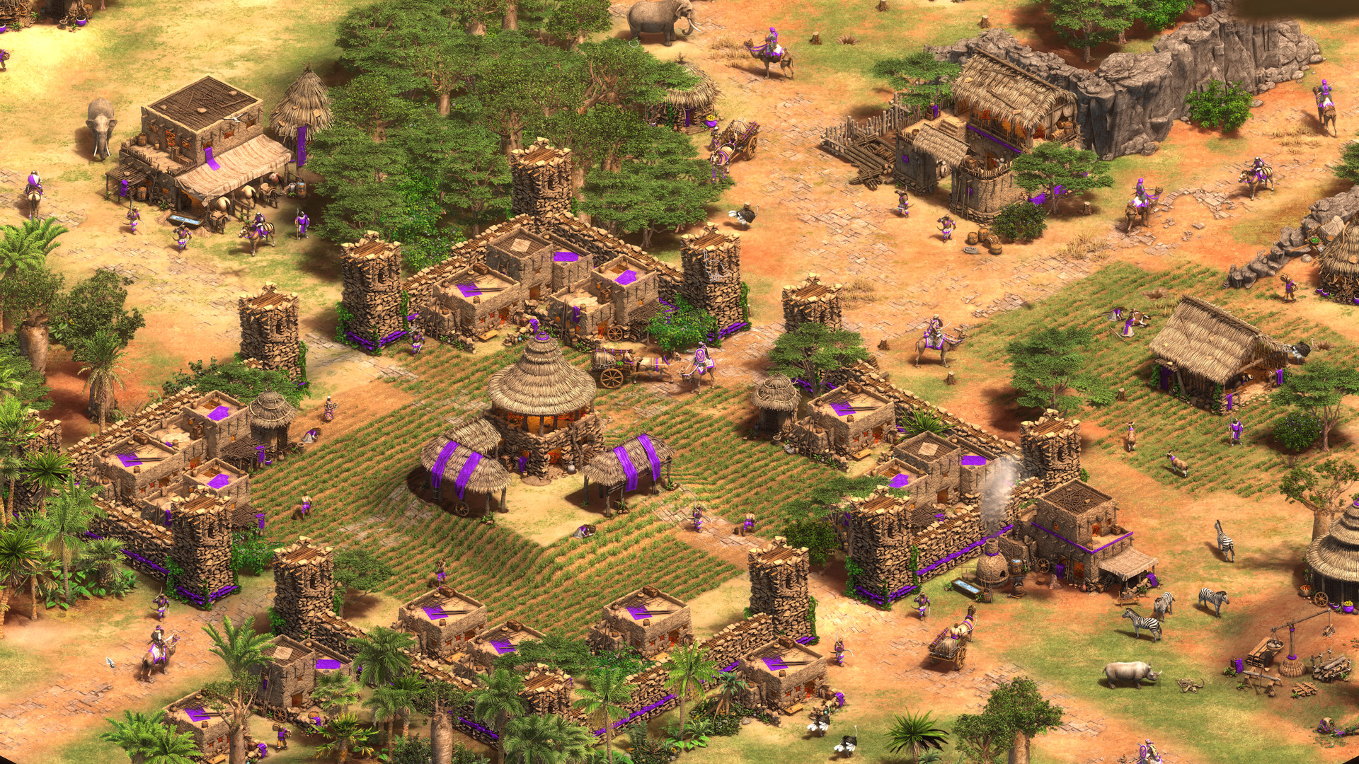 Age of empires 2 definitive edition 4k dlc 2