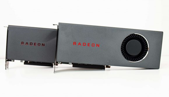 AMD RX 5700-series graphics cards