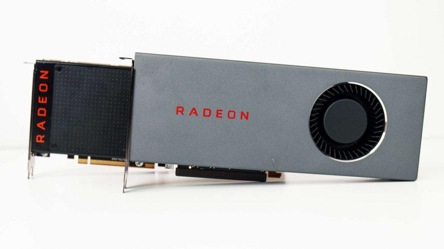AMD Radeon RX 5700 and RX Vega 64