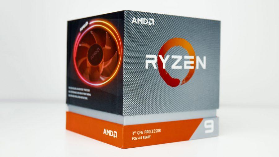 AMD Ryzen 9 3900X specs