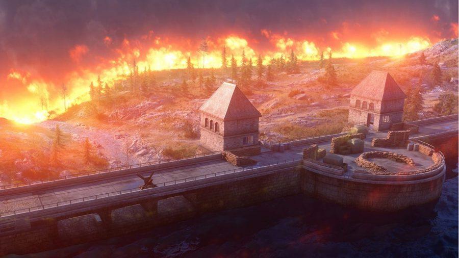 Battlefield V: Firestorm, one of the best battle royales