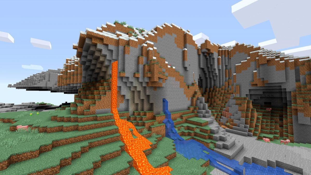 The Best Minecraft Seeds Pcgamesn