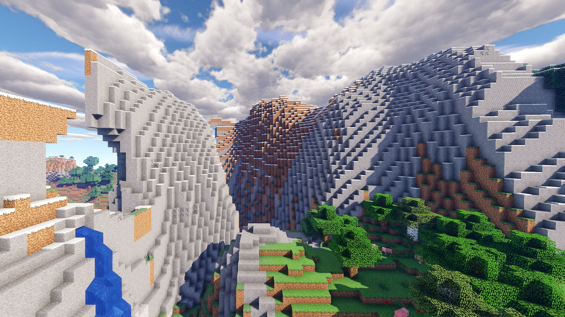 Minecraft Shaders The Best Minecraft Shader Packs In 2020 Pcgamesn
