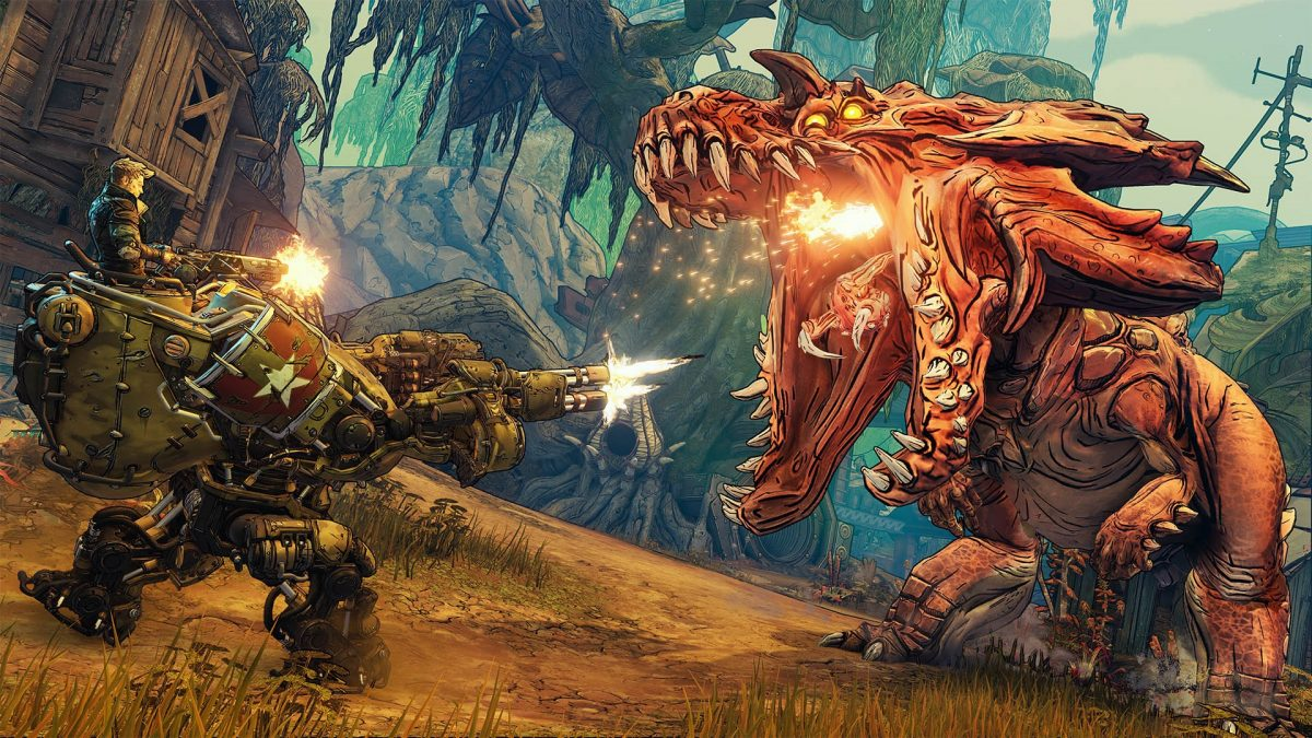 """Borderlands 3's DRM """"shouldn't impede"""" players, theoretically"""