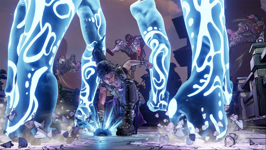 Borderlands 3 trailer shows off a new playable character