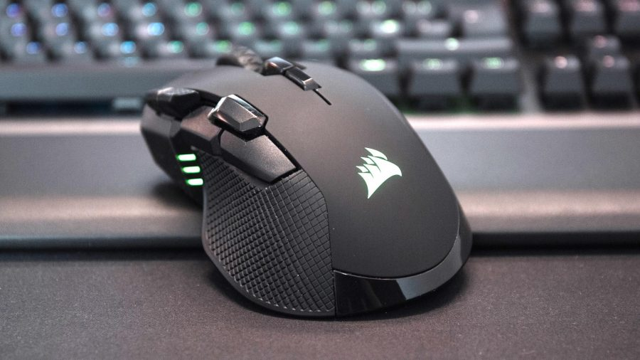 Corsair Ironclaw RGB Wireless review: slipstream isn't