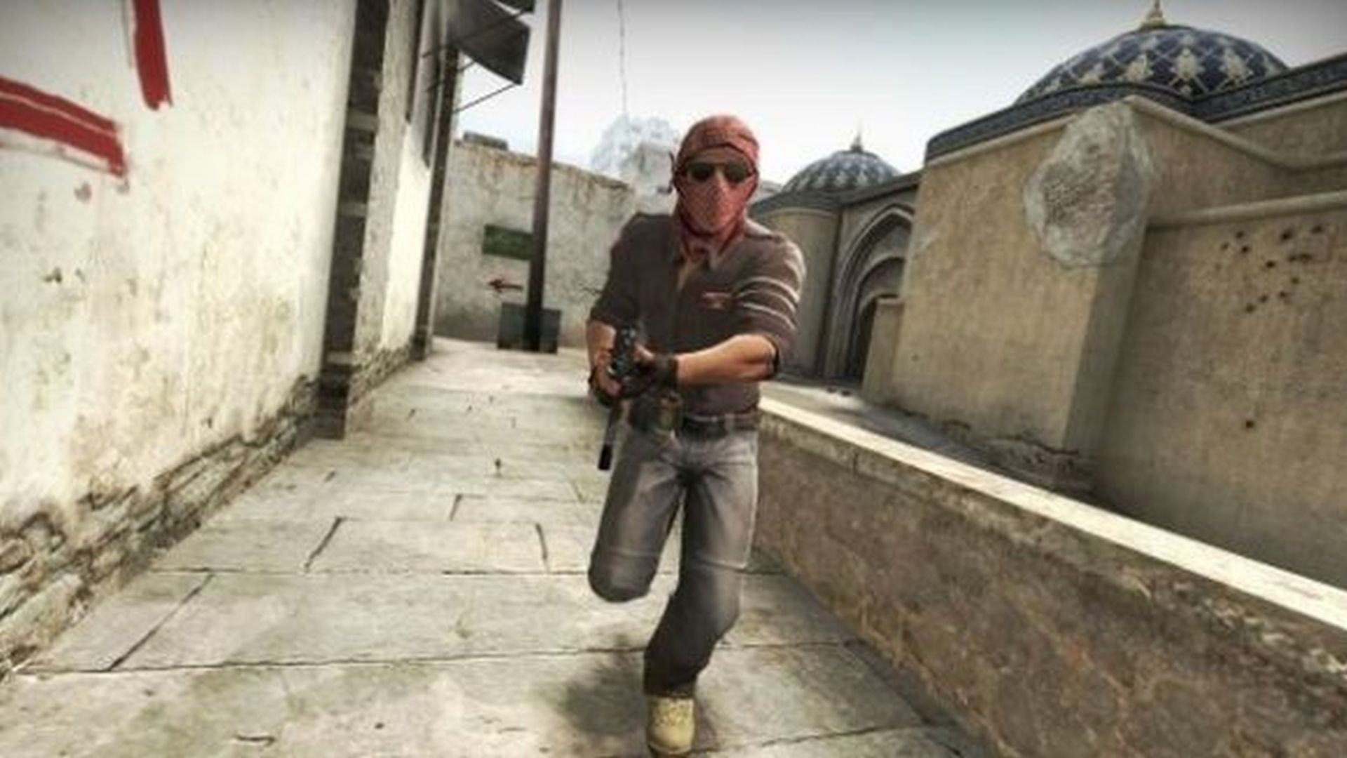 CS:GO streamers broadcast a tournament from the in-game