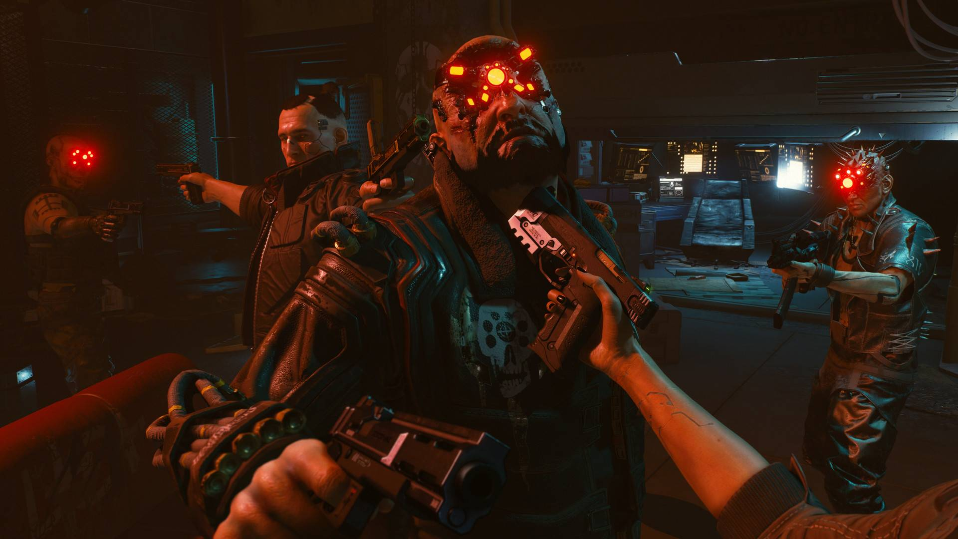Cyberpunk 2077 hotfix addresses critical security bug