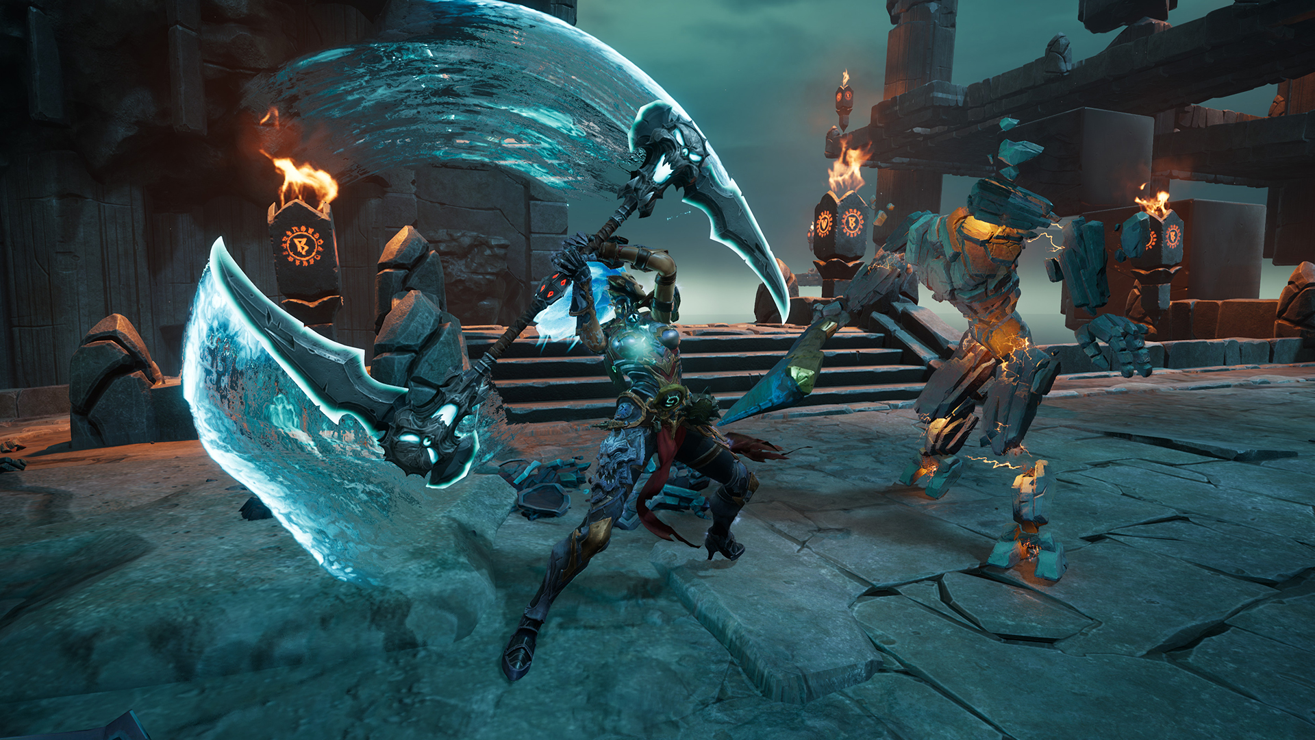 Darksiders 3: Keepers of the Void adds a new quest and