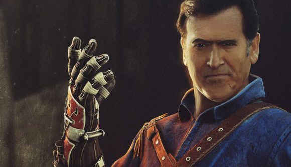 Evil Dead game won't be in VR, confirms Bruce Campbell