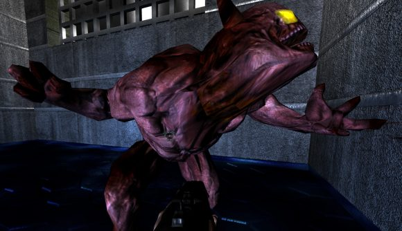 This Doom mod remakes the first two games in the Doom 3 engine