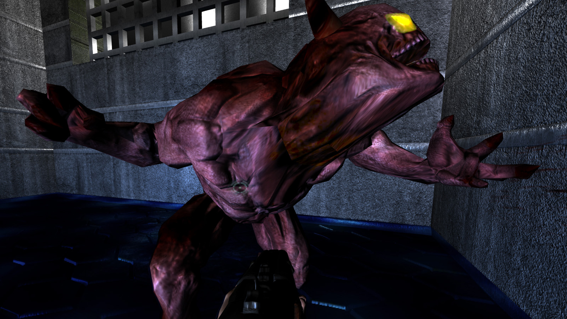 This Doom mod remakes the first two games in the Doom 3