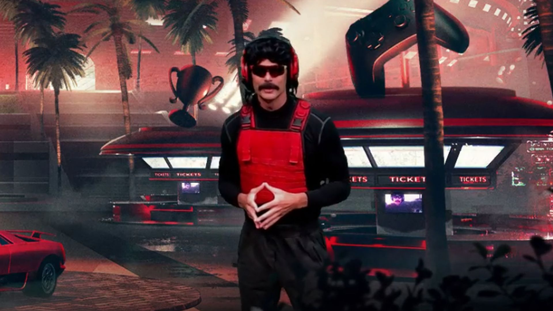 ESPN hosts Dr Disrespect for its Apex Legends tournament