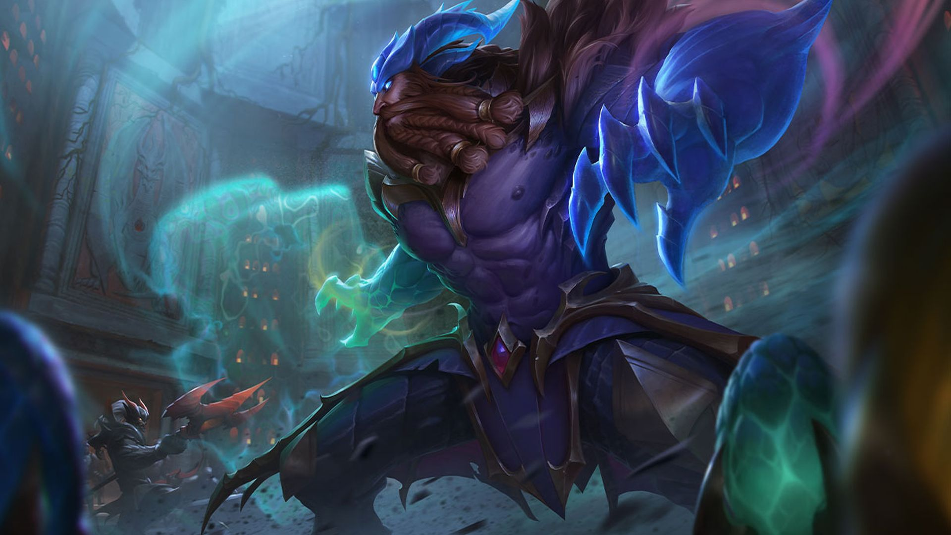 These Are The Eight League Of Legends Champions Pros Have Refused To Pick In 2020 Pcgamesn