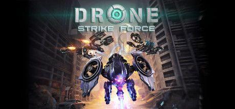 Drone Strike Force tile