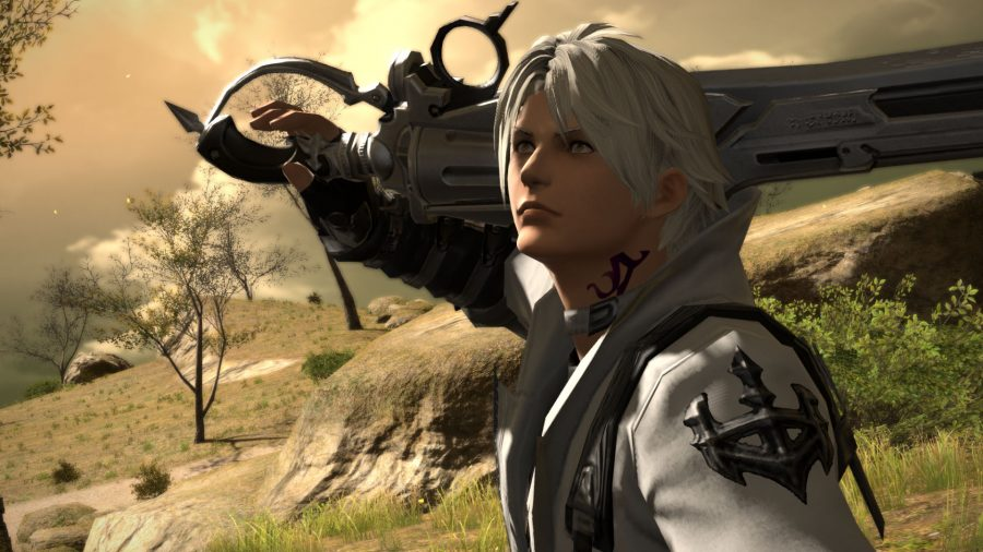 FFXIV City of the Ancients quest location: the place to survey the
