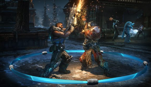 Gears 5 multiplayer tech test begins in July