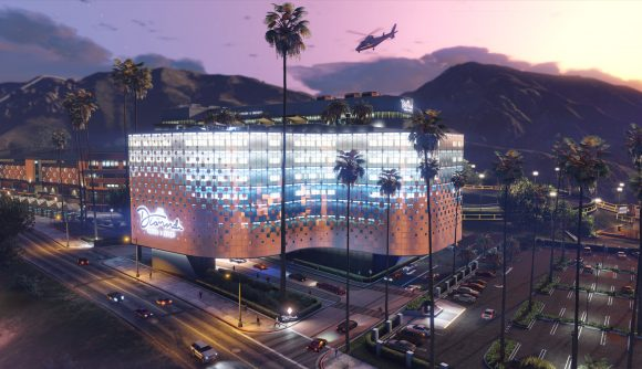 GTA Online's Casino is the Most Successful GTA:O Update Ever