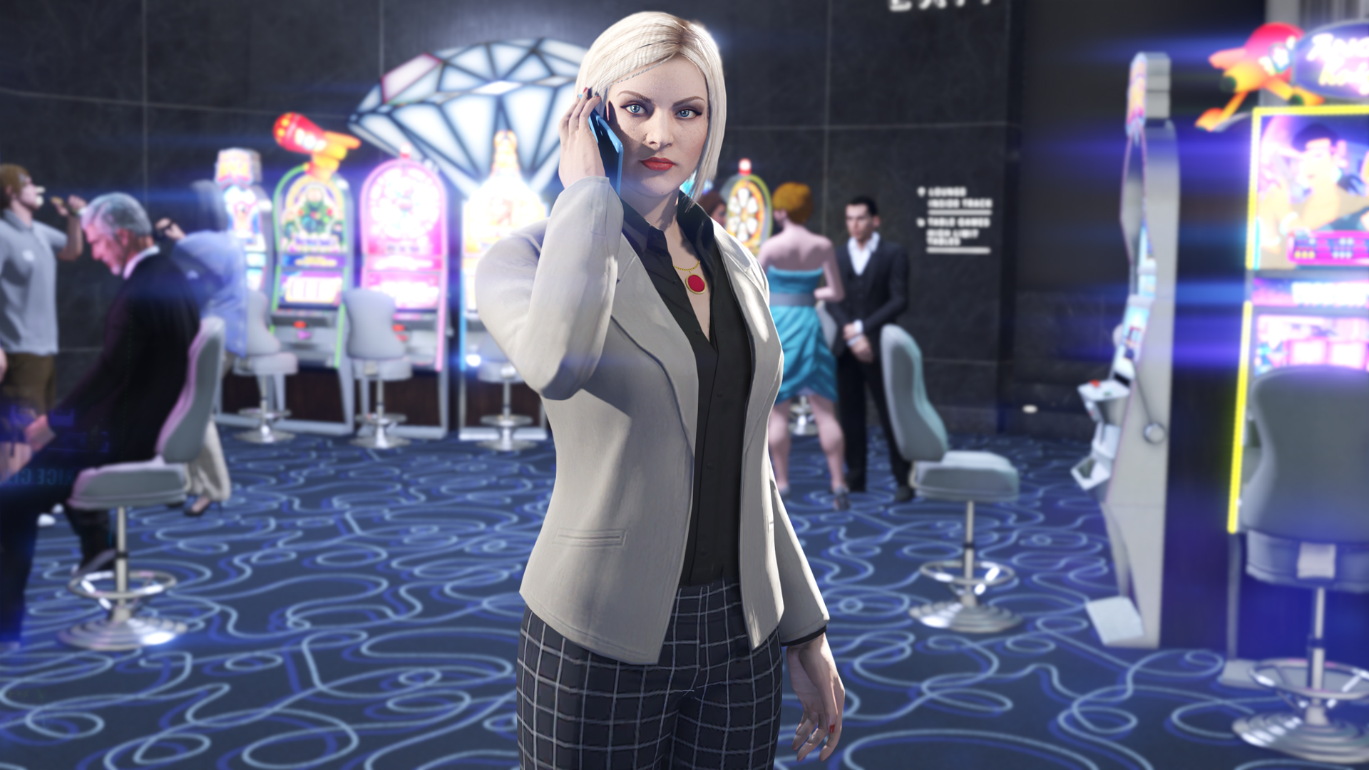 GTA casino missions list: how to get Enus Paragon R Armoured