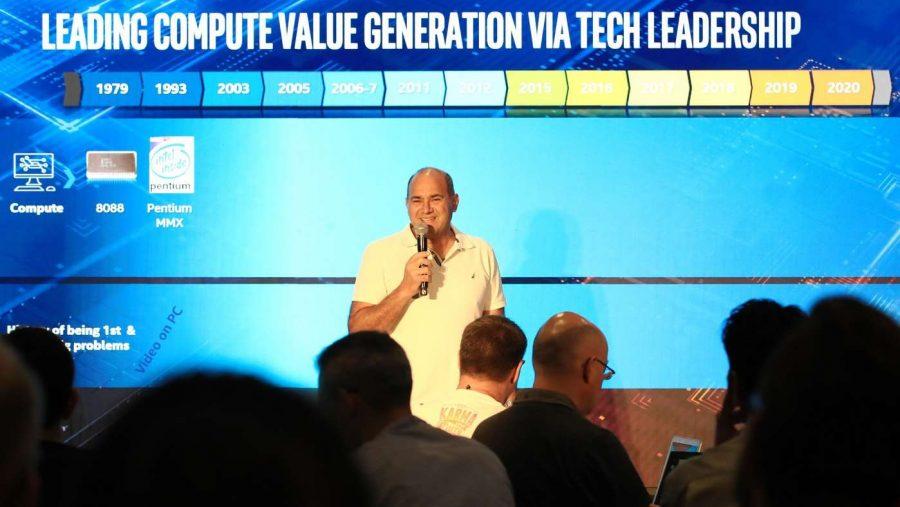 Intel's Isaac Silas