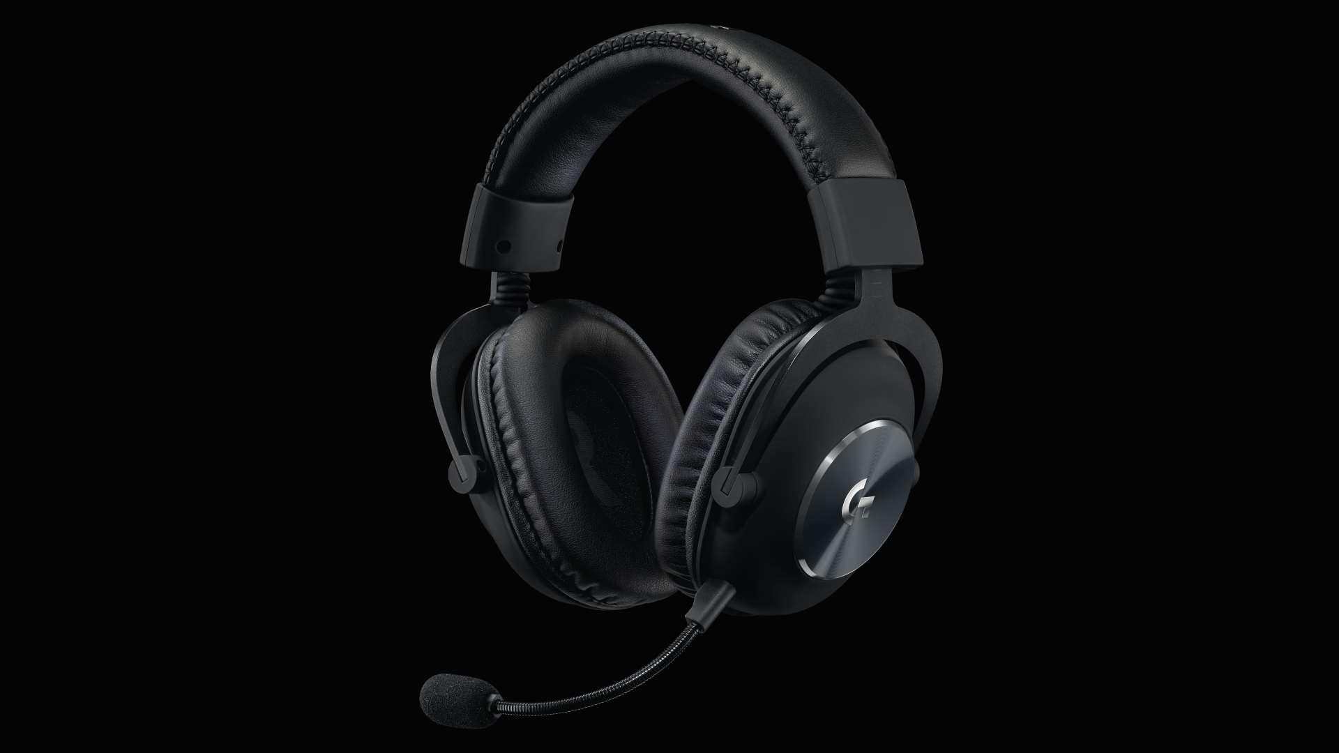 Logitech G Pro X gaming headset review: smart mic tech for