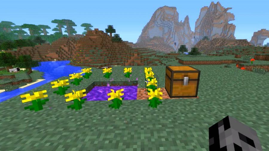 minecraft mods twilight forest