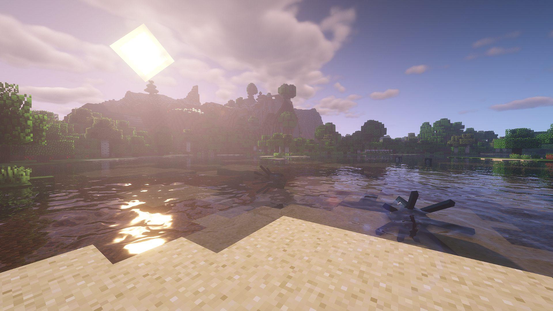 Minecraft shaders: the best Minecraft shader packs in 12  PCGamesN